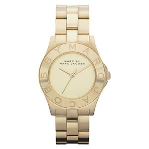 Marc by Marc Jacobs MBM 3216 Watch - Gold