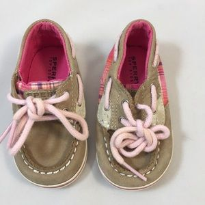 Sperry Top-Sider Other - Sperry Top-Sider Baby Shoes Size 3M