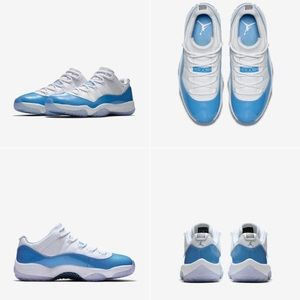 "Jordan Other - Air Jordan 11 Retro Low ""UNC"""