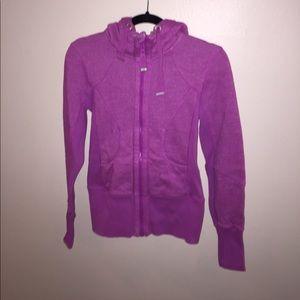 Zella purple hoodie