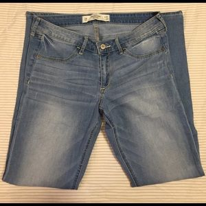 Abercrombie & Fitch Denim - The A&F Jegging