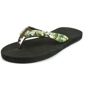 Rainbow Other - Rainbow Grombows Open Toe Canvas Flip Flop   🌈