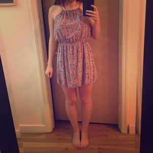 American Eagle Outfitters Dresses & Skirts - American Eagle Don't Ask Why Halter Top Dress