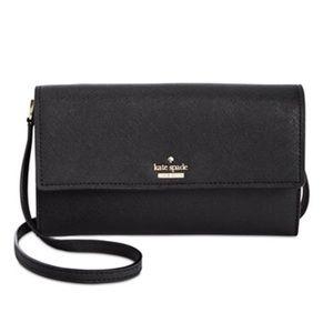 kate spade Handbags - Kate Spade Black Crossbody