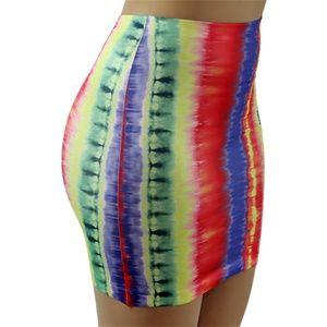 Dresses & Skirts - COLOR ME BAD PRINTED SKIRT ❤ON SALE❤