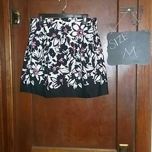 Maurices Floral Skirt - Size M