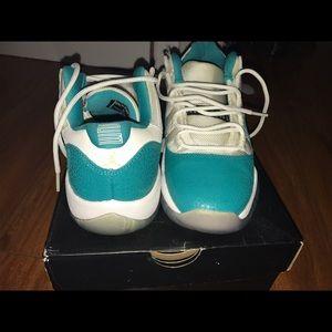 Jordan Shoes - AIR JORDAN 11s TURQUOISE SNAKESKIN 1365498c1