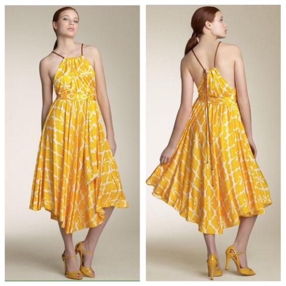 Saffron Dresses
