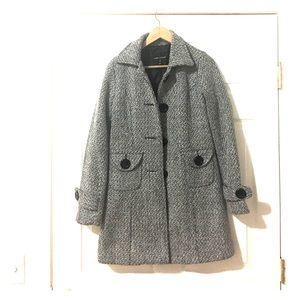 poetry clothing  Jackets & Blazers - Tweed knitted Coat
