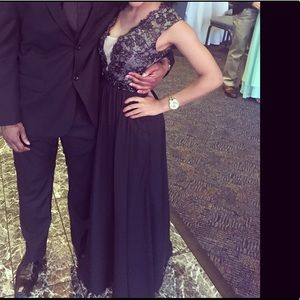 Dresses & Skirts - Black prom or formal dress