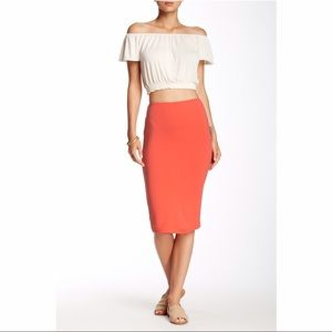 American Apparel Dresses & Skirts - American Apparel Mid-Length Pencil Skirt