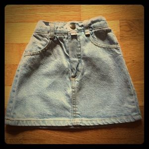 Guess by Marciano Other - Vintage Baby Guess Jeans Skirt