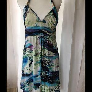 Christina Love Dresses & Skirts - Resort Wear NWT Halter Dress