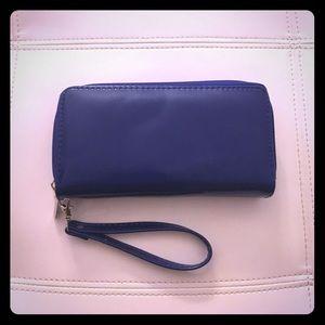 Handbags - Big blue wallet