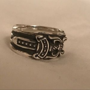 Chrome Hearts Other - Chtomehart dagger ring