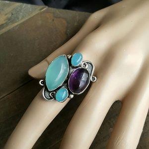 Robin's Nest Jewels  Jewelry - NEW! Chalcedony ring