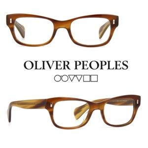 "Oliver Peoples Accessories - Brand New Oliver Proples ""Wacks"" Eyeglasses"