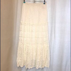 🎉1day sale!New Victorian long lace layer skirt