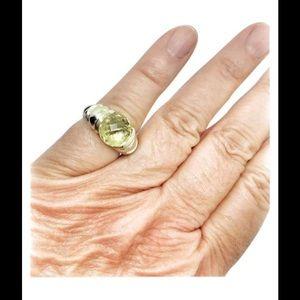 David Yurman Jewelry - David Yurman citrine Capri ring