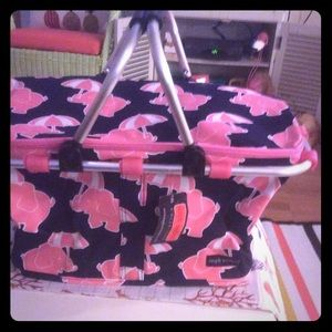 Simply Southern Handbags - NWT Simply Southern insulated basket 💕💕