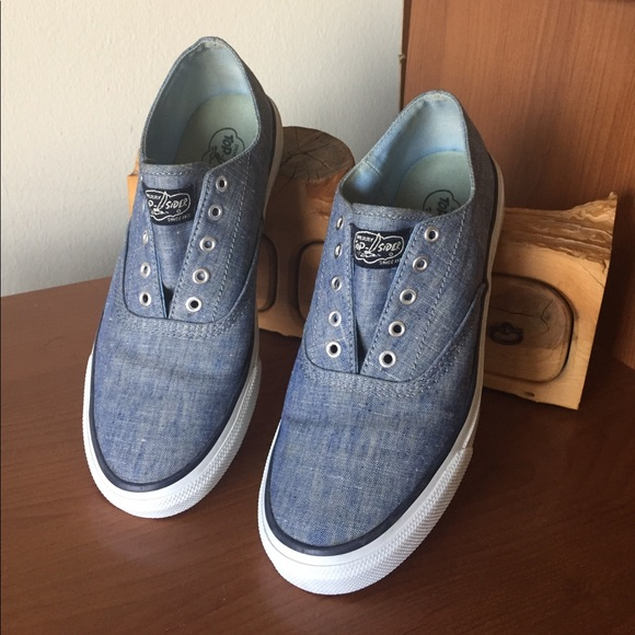 Sperry Shoes | Speedy Topsider Denim