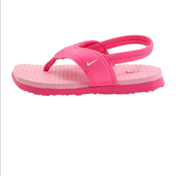 7304520dc Nike Little Celso Pink Sandals