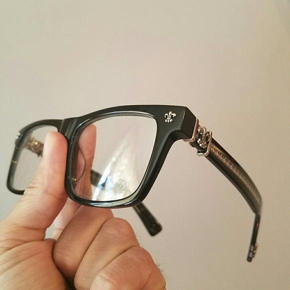 5cb1bf1b6617 Chrome Hearts Other - Chrome Hearts Box Lunch-A Eyeglasses Eyewear Black