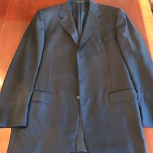 Canali Other - Canali navy pinstripe suit jacket
