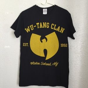 Other - Wu-tang tee Staten Island, New York
