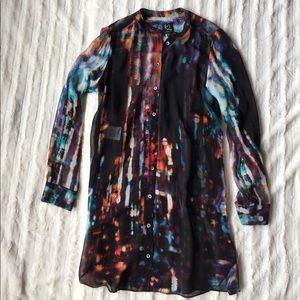 Alexander McQueen Dresses & Skirts - McQ Alexander McQueen Multi-Colored Dress
