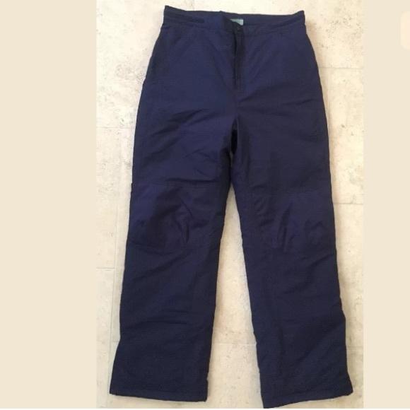 19d420e8dbb NWT$129 L.L. Bean Thinsulate Snow Ski Pants Sz 18 NWT