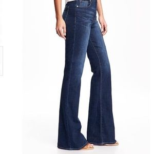 Old Navy Jeans - High-Rise Eco-Friendly Vintage Flare Jeans