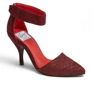 """Shoes - Vintage by Jeffrey Campbell """"Bridges"""" pump"""