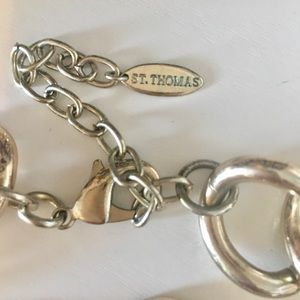 St Thomas Jewelry Salest Thomas Gold Chain Necklace Bracelet