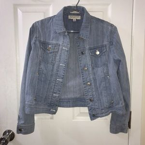 Jackets & Blazers - Light wash jean jacket
