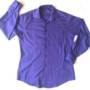 Geoffrey Beene Other - GEOFFREY BEENE men's fitted button down shirt