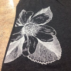 Next level Tops - Flower tank