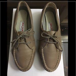 Rockport Boat shoes size 5 1/2