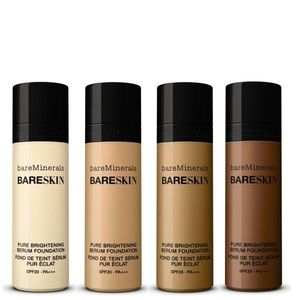 BareMineral BareSkin Pure Brightening Serum Found.