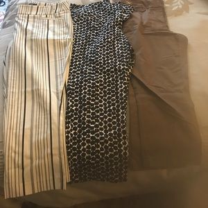 New York & Company Pants - New York & Company 7th Avenue cropped pants