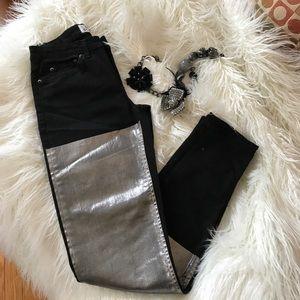 Acne Denim - Acne Studios black jeans