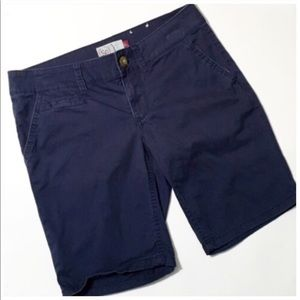 SO Pants - 🇺🇸4 FOR $13 MEGA SALE ❤ Navy Long Shorts