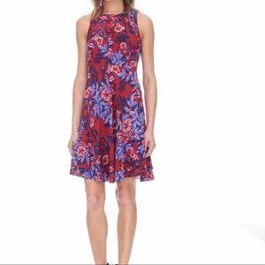 Rebecca Taylor Dresses & Skirts - Rebecca Taylor Flame of the forest dress