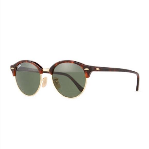 24afe24137 Round Monochromatic Clubmaster® Sunglasses. M 58f2476a36d59440630857b2