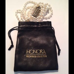 Honora Jewelry - 2 Honora Sterling Freshwater Pearl Necklaces