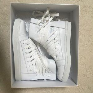 Kris Van Assche Shoes - Kris Van Assche Multi Lace Sneakers