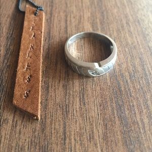 Other - Men ring Sterling silver 925 size 10 1/2