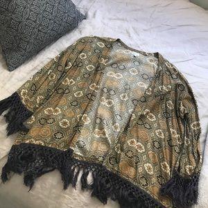 RVCA Kimono