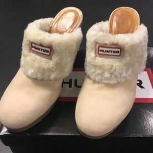Hunter Shoes - HUNTER MULES