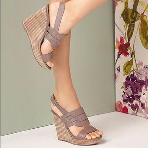 Sole Society Jenny wedge sandal